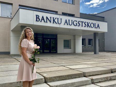 """Intervija ar ilggadēju konkursa """"Bizness24h"""" dalībnieci Luīzi Jackovsku"""