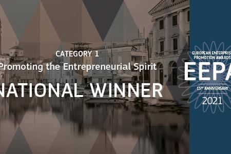 """""""Bizness24h"""" – EEPA Nacionālais uzvarētājs 2021"""